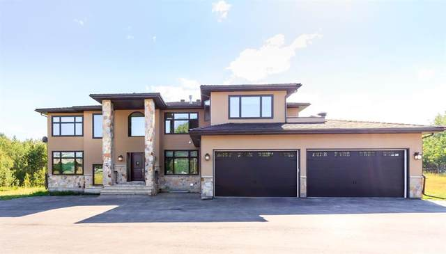 95 Bearspaw View, Rural Rocky View County, AB T3R 1A4 (#A1120699) :: Greater Calgary Real Estate