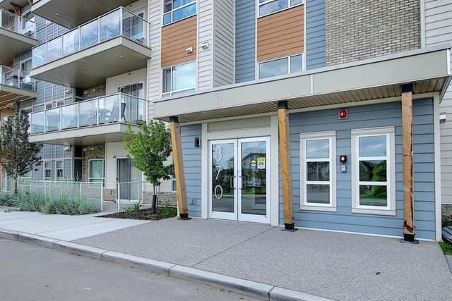 370 Harvest Hills Common NE #212, Calgary, AB T3K 2M8 (#A1120716) :: Calgary Homefinders