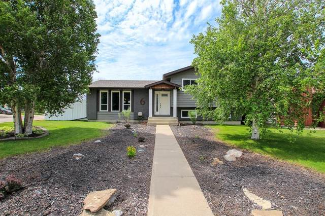 6 Comfort Close, Red Deer, AB T4P 2T7 (#A1120723) :: Western Elite Real Estate Group