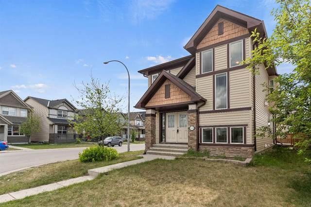 112 Skyview Springs Gardens NE, Calgary, AB T3N 0B5 (#A1120730) :: Greater Calgary Real Estate