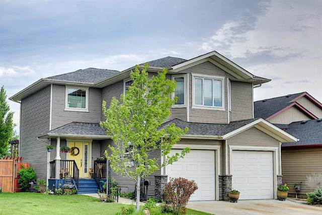 102 Larsen Crescent, Red Deer, AB T4R 0J1 (#A1120738) :: Greater Calgary Real Estate