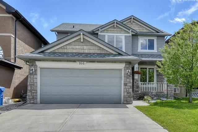 166 Panatella View NW, Calgary, AB T3K 0N3 (#A1120769) :: Calgary Homefinders