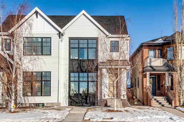 2036 45 Avenue SW, Calgary, AB T2T 2P5 (#A1120774) :: Western Elite Real Estate Group
