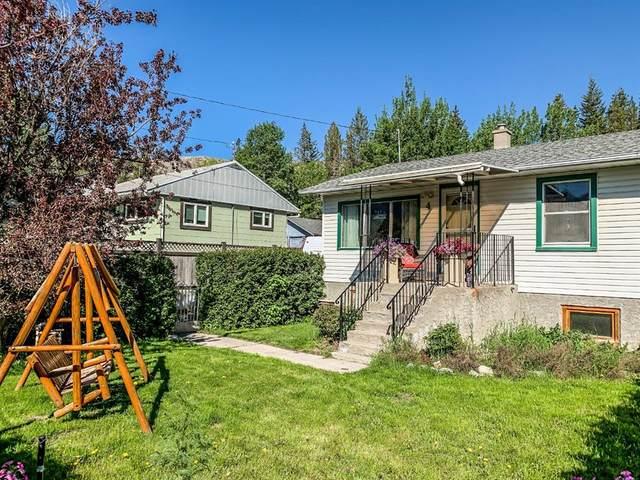 4 Mt. Lorette Drive, Exshaw, AB T0L 2C0 (#A1120775) :: Greater Calgary Real Estate