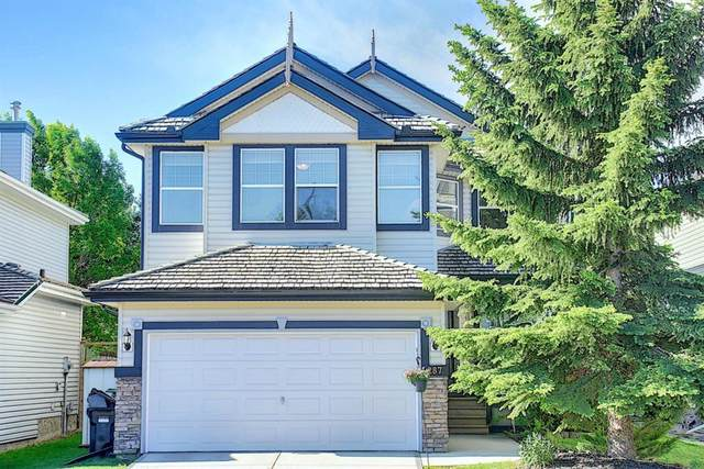 287 Chaparral Drive SE, Calgary, AB T2X 3L9 (#A1120784) :: Western Elite Real Estate Group