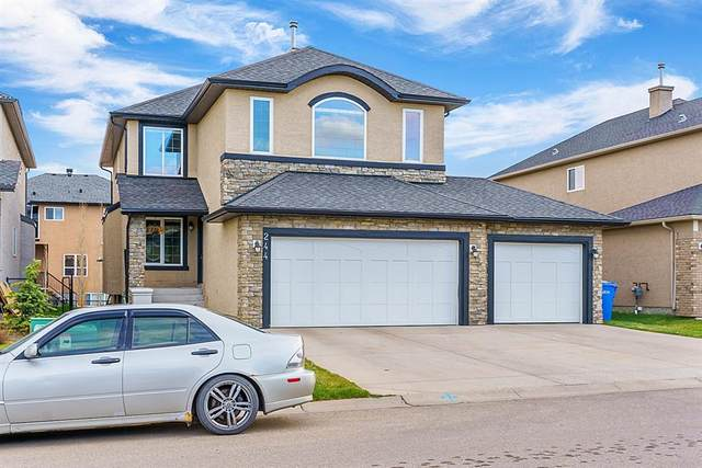 244 East Lakeview Place, Chestermere, AB T1X 0A2 (#A1120792) :: Greater Calgary Real Estate