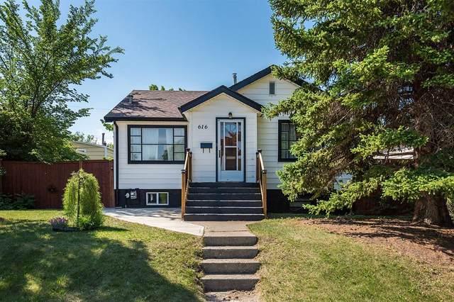 616 9 Avenue S, Lethbridge, AB T1J 1T1 (#A1120795) :: Calgary Homefinders