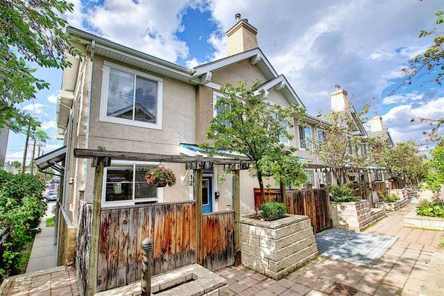 2001 34 Avenue SW #12, Calgary, AB T2T 2C4 (#A1120799) :: Western Elite Real Estate Group