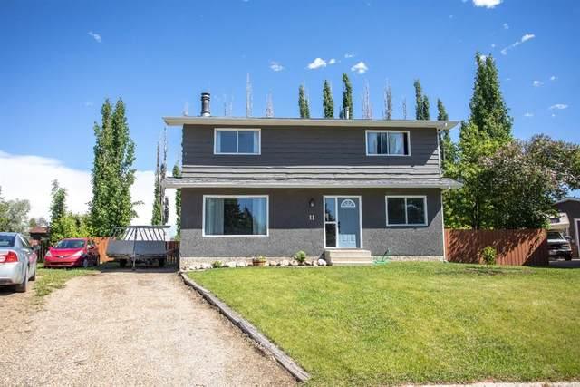 11 Par, Lacombe, AB T4L 1R5 (#A1120806) :: Western Elite Real Estate Group