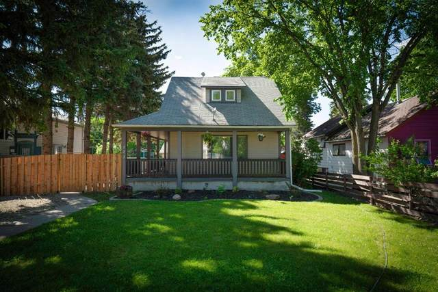 123 3 Avenue, Rockyford, AB T0J 2R0 (#A1120820) :: Calgary Homefinders