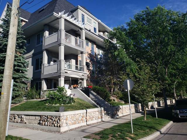 2416 Erlton Street SW #403, Calgary, AB T2S 3B7 (#A1120833) :: Western Elite Real Estate Group