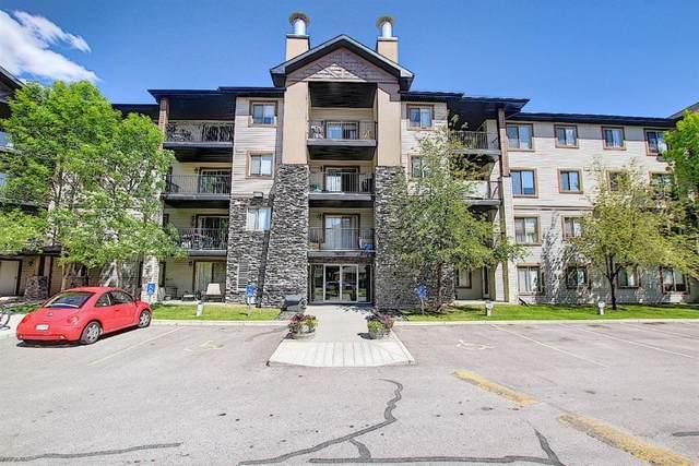 8 Bridlecrest Drive SW #2422, Calgary, AB T2Y 0H7 (#A1120837) :: Calgary Homefinders