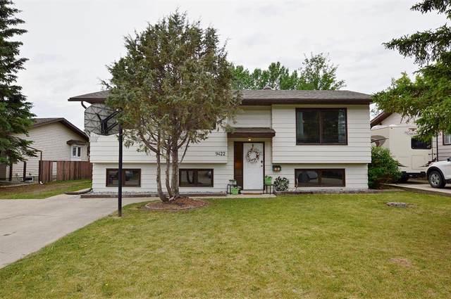 9422 64 Avenue, Grande Prairie, AB T8W 1B5 (#A1120841) :: Western Elite Real Estate Group
