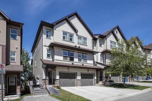 28 Heritage Drive #73, Cochrane, AB T4C 0J9 (#A1120856) :: Western Elite Real Estate Group