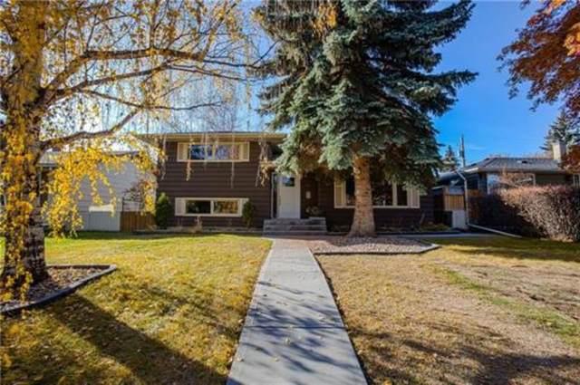 23 Hamlet Road SW, Calgary, AB T2V 3C9 (#A1120877) :: Calgary Homefinders