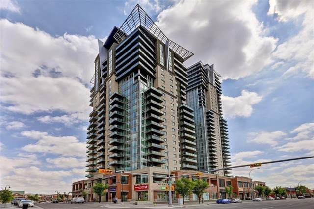 210 15 Avenue SE #610, Calgary, AB T2G 0B5 (#A1120907) :: Calgary Homefinders