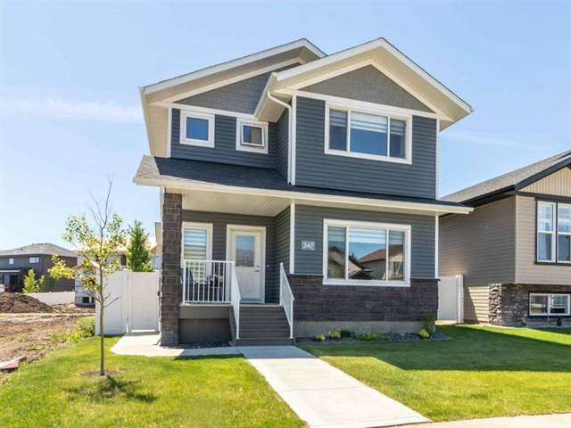 347 Lancaster Drive, Red Deer, AB T4R 0R1 (#A1120908) :: Greater Calgary Real Estate
