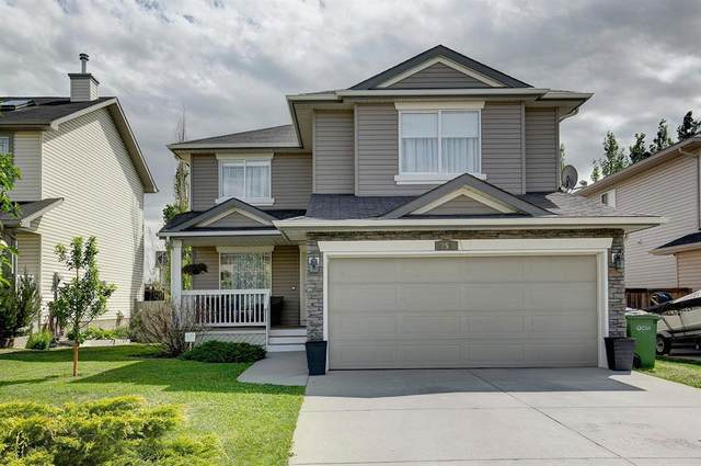 254 Invermere Drive, Chestermere, AB T1X 1S3 (#A1120938) :: Calgary Homefinders