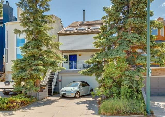 2035 21 Avenue SW, Calgary, AB T2T 0N8 (#A1120954) :: Calgary Homefinders