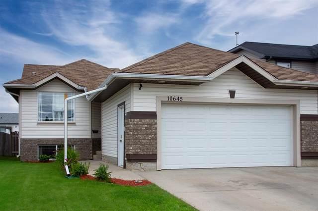 10645 124 Avenue, Grande Prairie, AB T8V 8J2 (#A1120989) :: Calgary Homefinders