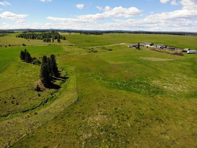 Range Road 55, Rural Mountain View County, AB T0M 1X0 (#A1121014) :: Greater Calgary Real Estate