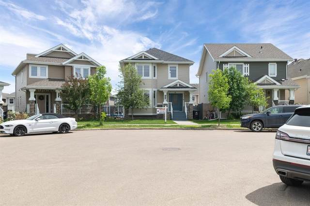 141 Ward Crescent, Fort Mcmurray, AB T9K 0X5 (#A1121020) :: Calgary Homefinders