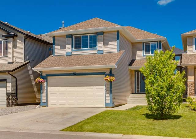 17 Sunset Close, Cochrane, AB T4C 0B3 (#A1121022) :: Greater Calgary Real Estate