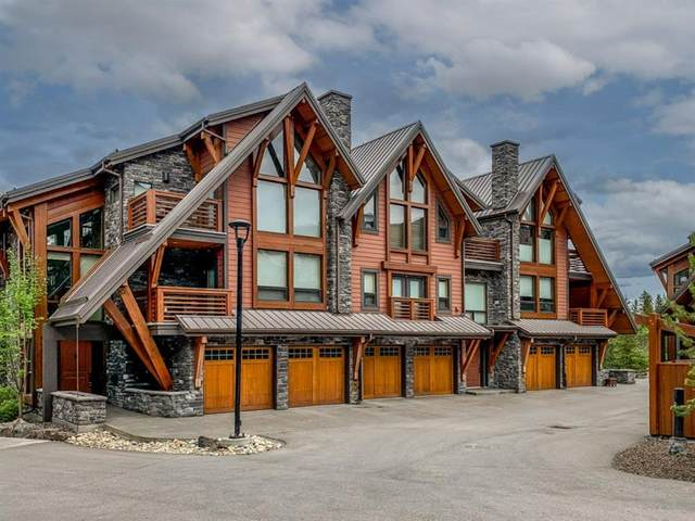 2100D Stewart Creek Drive #101, Canmore, AB T1W 0G3 (#A1121023) :: Greater Calgary Real Estate