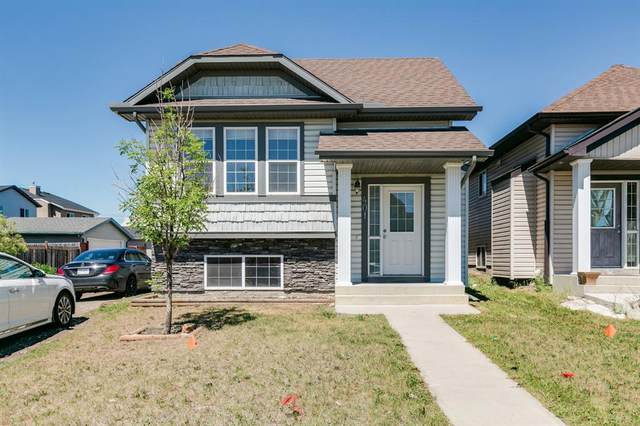 401 Martindale Drive NE, Calgary, AB T3J 3Z8 (#A1121047) :: Calgary Homefinders