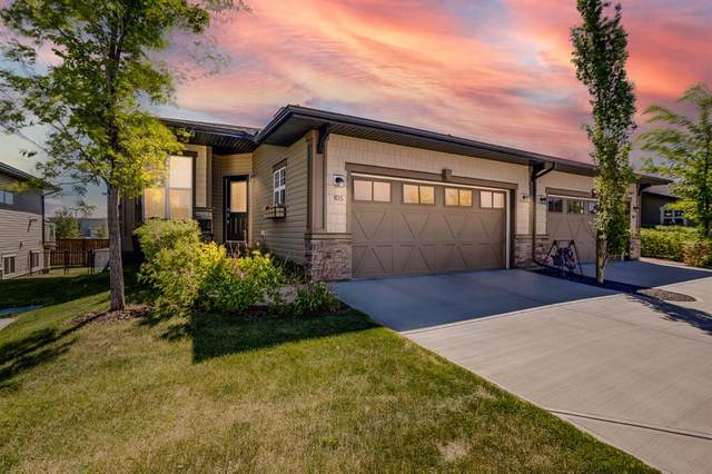 300 Chinook Winds Place SW #105, Airdrie, AB T4B 4B7 (#A1121048) :: Greater Calgary Real Estate
