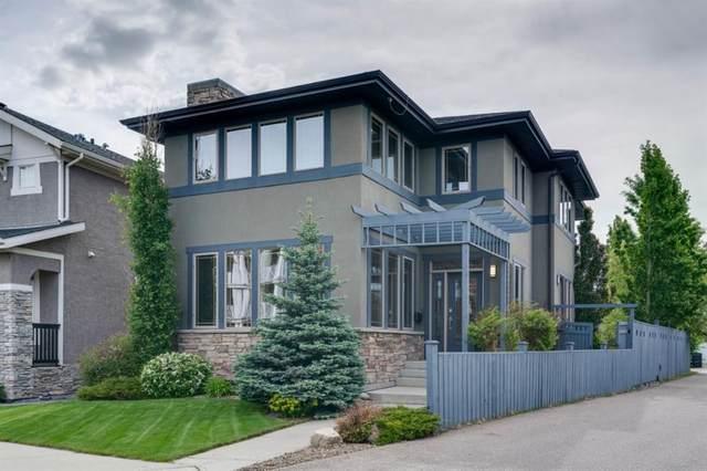 5644 Henwood Street SW, Calgary, AB T3E 6Z4 (#A1121055) :: Western Elite Real Estate Group