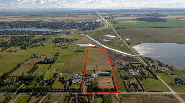 243211 Range Road 281, Rural Rocky View County, AB T2M 4L5 (#A1121094) :: Greater Calgary Real Estate