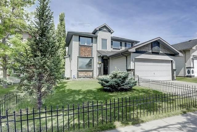815 Coventry Drive NE, Calgary, AB T3K 4C7 (#A1121107) :: Calgary Homefinders