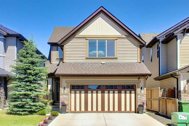 52 Chaparral Valley Terrace SE, Calgary, AB T2X 0M2 (#A1121117) :: Calgary Homefinders