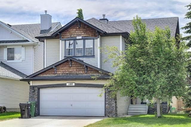189 Cougar Ridge Drive SW, Calgary, AB T3H 4X7 (#A1121122) :: Calgary Homefinders