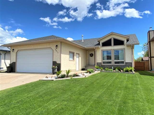 6011 58 Street, Rocky Mountain House, AB T4T 1J2 (#A1121126) :: Greater Calgary Real Estate