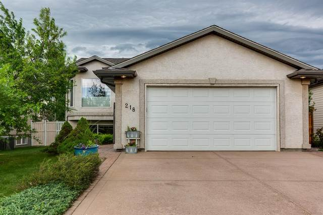 218 200 Ramage Close, Red Deer, AB T4P 4A5 (#A1121129) :: Western Elite Real Estate Group