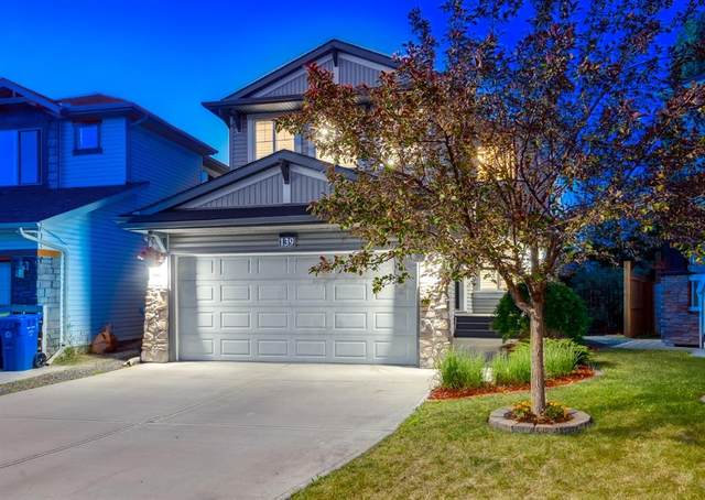 139 Chapalina Mews SE, Calgary, AB T2X 0A7 (#A1121142) :: Western Elite Real Estate Group