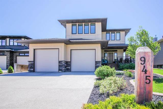 945 Canyonview Place W, Lethbridge, AB T1K 5R9 (#A1121146) :: Calgary Homefinders