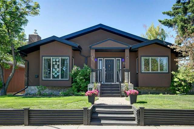 21 Malibou Road SW, Calgary, AB T2V 1W7 (#A1121148) :: Calgary Homefinders