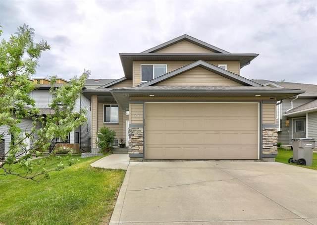 37 Pinnacle Road, Grande Prairie, AB T8W 0A9 (#A1121152) :: Western Elite Real Estate Group