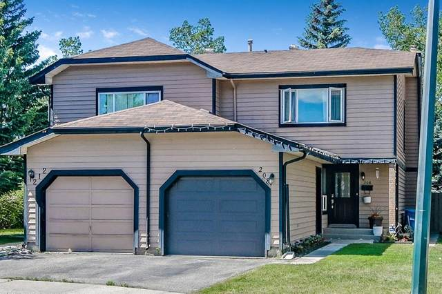 208 Midpark Gardens SE, Calgary, AB T2X 1N7 (#A1121193) :: Western Elite Real Estate Group