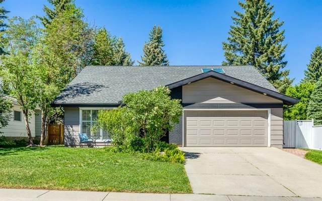 436 Lake Moraine Road SE, Calgary, AB T2J 1E6 (#A1121210) :: Western Elite Real Estate Group