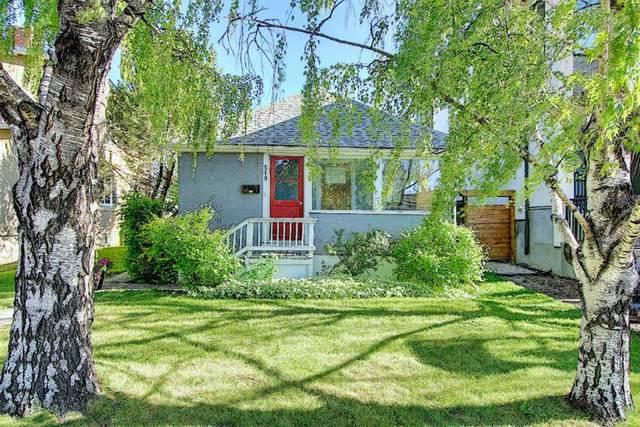 519 22 Avenue NW, Calgary, AB T2M 1N8 (#A1121275) :: Calgary Homefinders