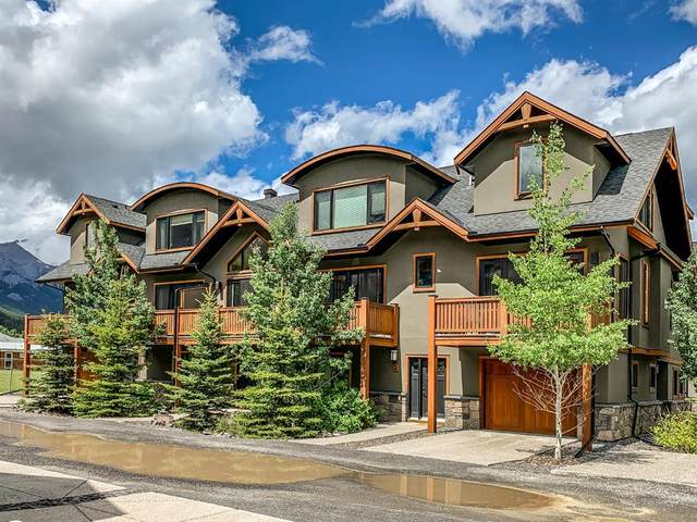 511 6th Avenue, Canmore, AB T1W 0K9 (#A1121276) :: Greater Calgary Real Estate