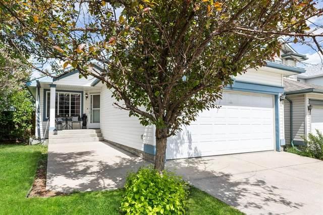 126 Hidden Ranch Crescent NW, Calgary, AB T3A 5W4 (#A1121277) :: Calgary Homefinders