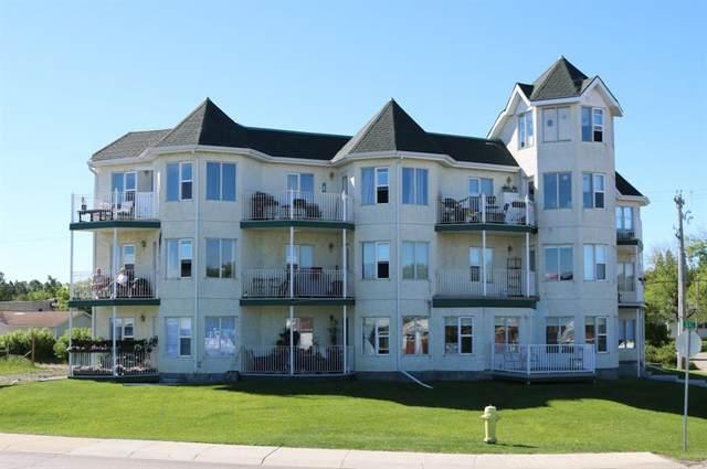 5135 Lakeshore Drive #207, Sylvan Lake, AB T4S 1E2 (#A1121280) :: Western Elite Real Estate Group