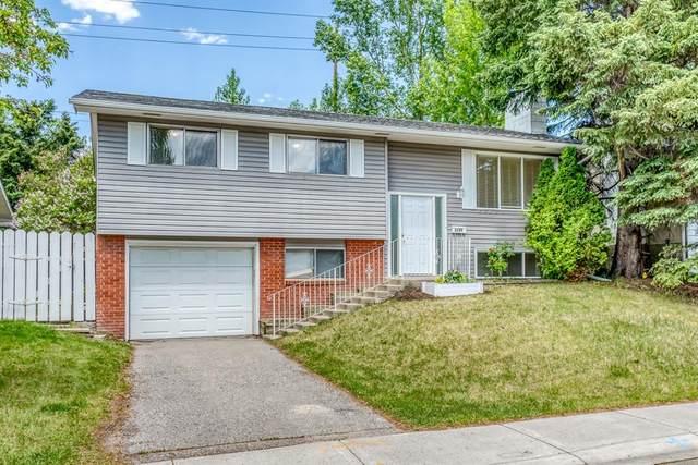 3720 Benton Drive NW, Calgary, AB T2L 1W8 (#A1121368) :: Calgary Homefinders