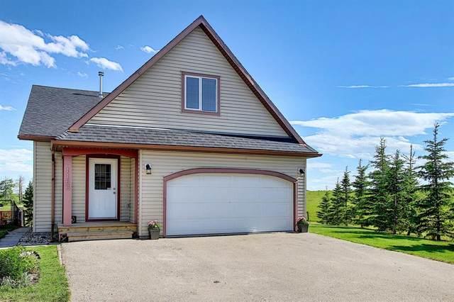 1163 Kildeer Close, Didsbury, AB T0M 0W0 (#A1121383) :: Greater Calgary Real Estate