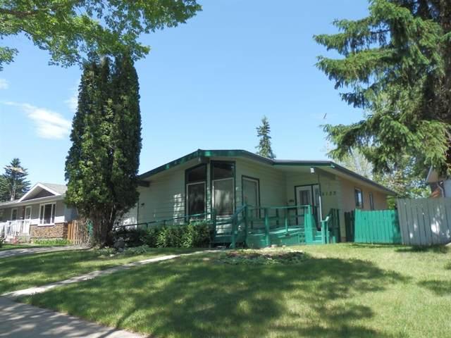 6122 39 Avenue, Camrose, AB T4V 3B1 (#A1121387) :: Calgary Homefinders